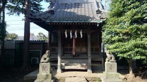 瀬田玉川神社 瘡守稲荷神社 (4)
