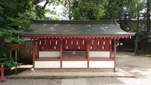 大宮氷川神社 六社合殿