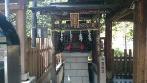 湯島天神 火伏三社稲荷社