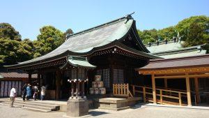 大宮氷川神社 拝殿