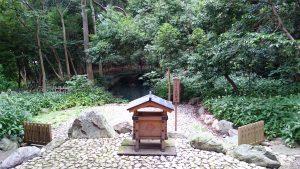 大宮氷川神社 蛇の池