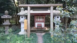 香取神宮 摂社匝瑳神社