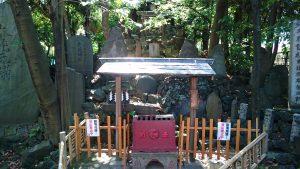羽田神社 羽田富士