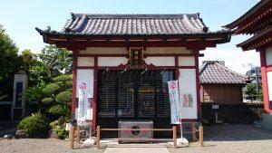 羽田神社 神輿殿