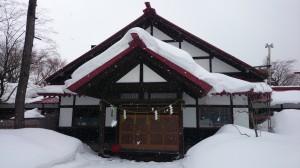 札幌護国神社 多賀殿