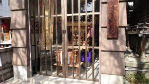 千束稲荷神社 神輿庫