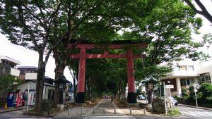 大宮氷川神社 二の鳥居