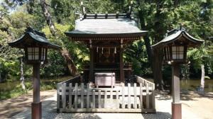 氷川神社 摂社宗像神社