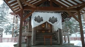 北海道神宮 末社開拓神社 (4)