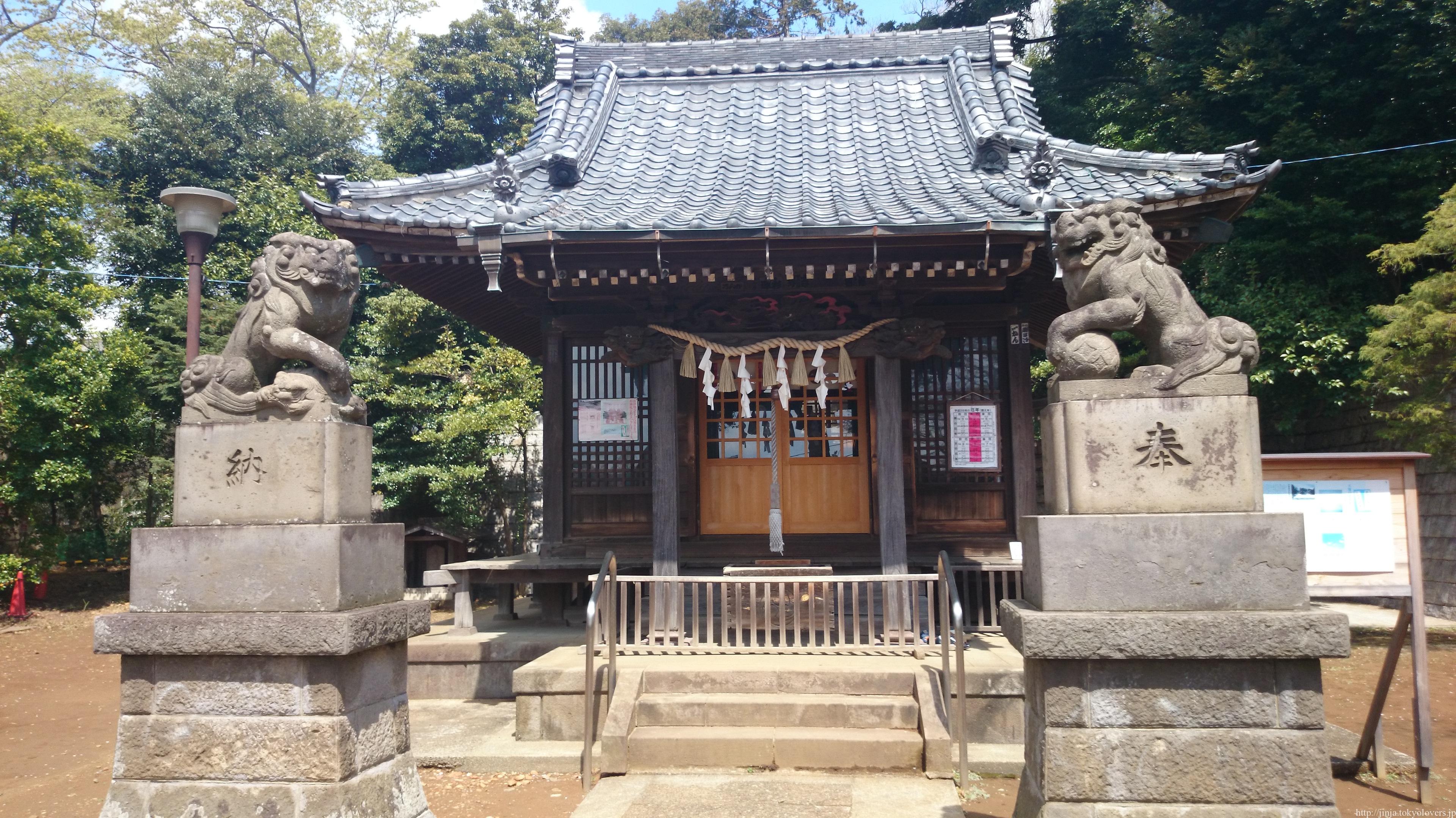 宇佐神社(尾山台) | 神社と御朱印