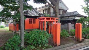 楢姫稲荷神社