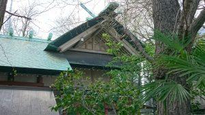 亀戸天祖神社 本殿