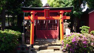 羽田神社 増田稲荷神社
