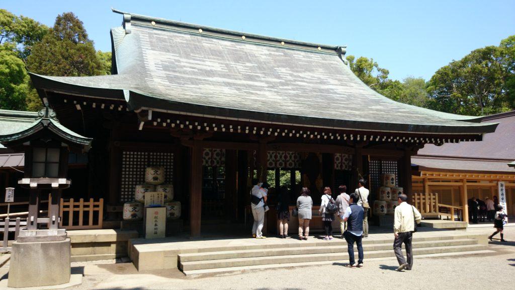 武蔵国一宮氷川神社