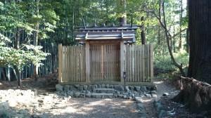 香取神宮 奥宮 (3)