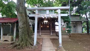 駒繋神社 招魂社
