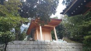 尾山台宇佐神社 本殿