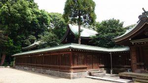大宮氷川神社 本殿