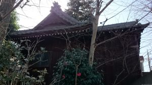 瀬田玉川神社 瘡守稲荷神社 (2)