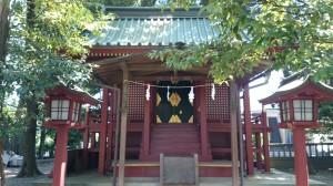 氷川神社 摂社天津神社