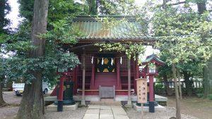 大宮氷川神社摂社 天津神社