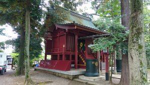 大宮氷川神社 天津神社
