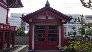羽田神社 鳳輦庫
