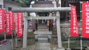 池尻稲荷神社 清姫稲荷神社