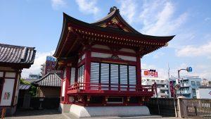 羽田神社 神楽殿