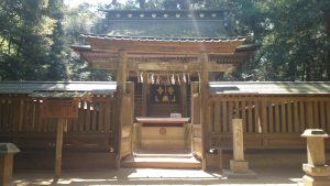 鹿島神宮 奥宮 (3)