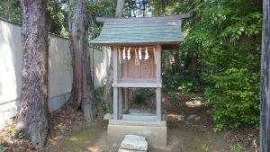 鹿島神宮 御厨社