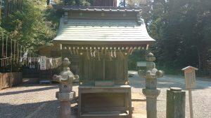 鹿島神宮 高房社
