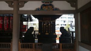 湯島天満宮(湯島天神) 戸隠神社