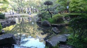 香取神宮 神池 (6)