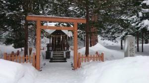 北海道神宮 末社鉱霊神社 (2)