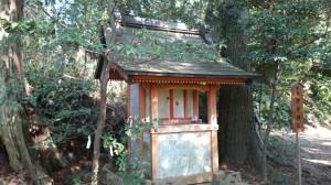 香取神宮 押手神社