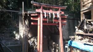 御田八幡神社 稲荷神社