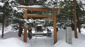 北海道神宮 末社穂多木神社 (1)