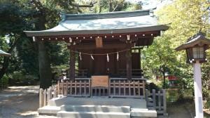 氷川神社 末社松尾神社