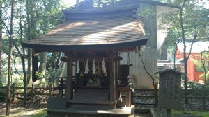鹿島神宮 須賀社