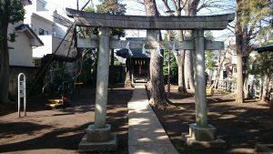 瀬田玉川神社 瘡守稲荷神社 (3)