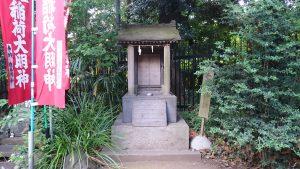 玉川神社 三峯神社
