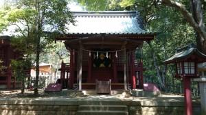 氷川神社 末社御嶽神社
