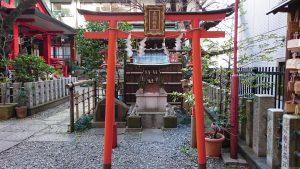 三田春日神社 赤羽稲荷神社