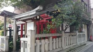 鳥越神社 福寿神社 (2)