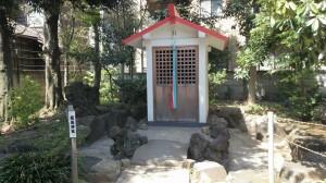駒留八幡神社 厳島神社