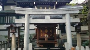 鳥越神社 志志岐神社