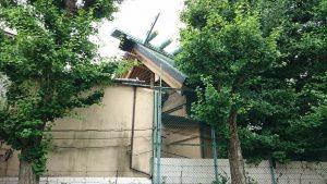 第六天榊神社 本殿