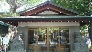 田無神社 神輿庫