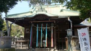 駒留八幡神社